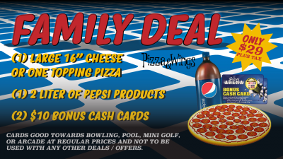 Family Deal Special
